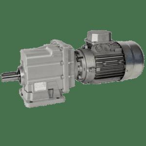 Čelní převodovky - elektro převodovky