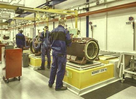elektromotory Siemens - skladem