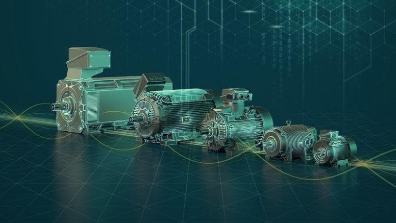 Siemens elektromotory